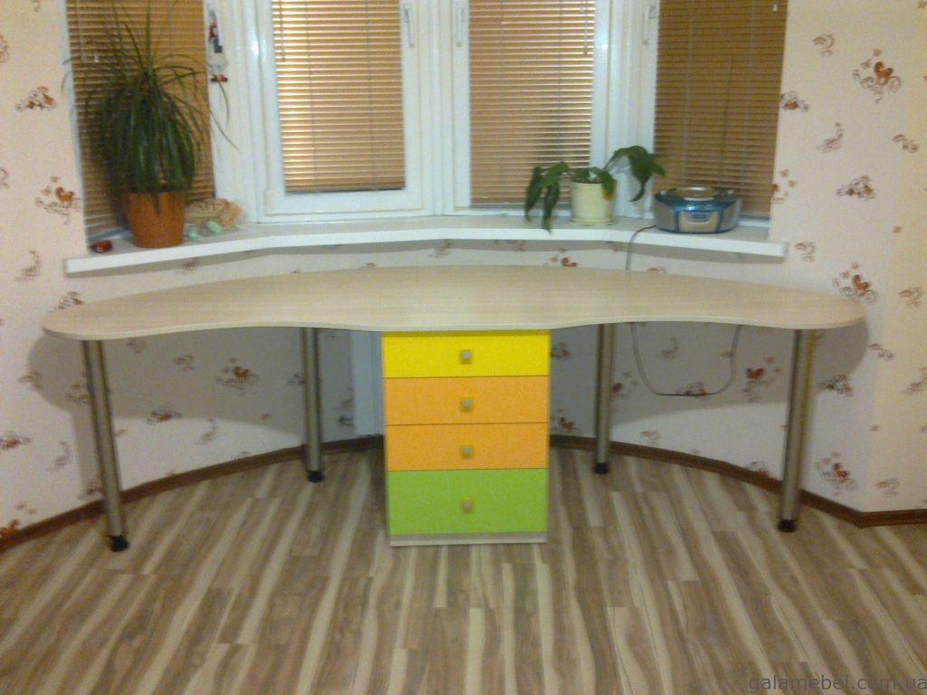Купить письменный стол mebart: под заказ 2.