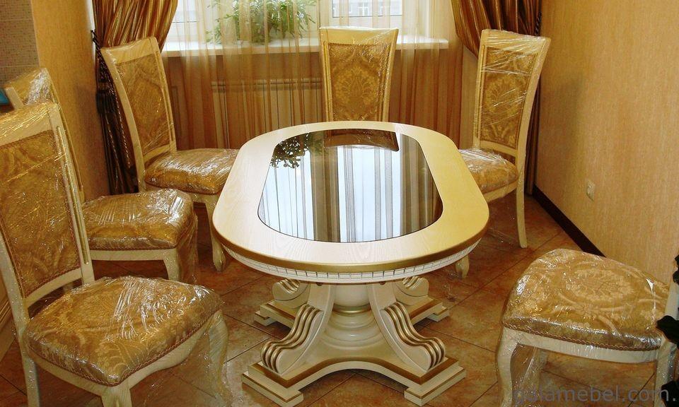 Стол-Мираж-2